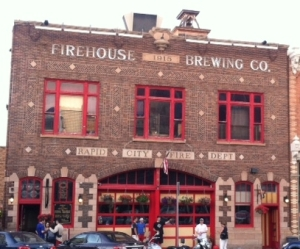 Firehouse Brewery in Rapid City, South Dakota