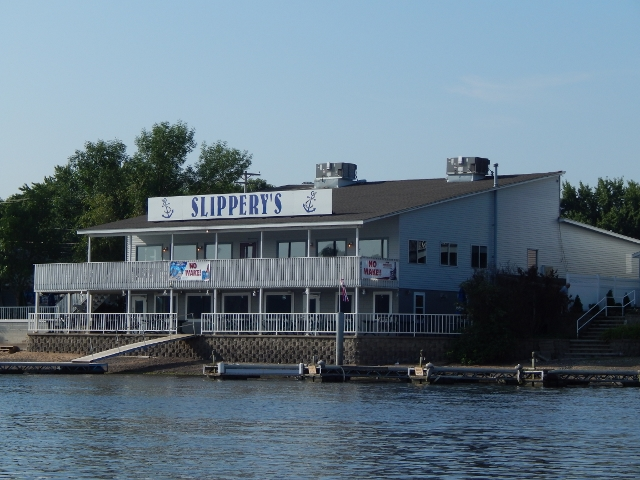 Slippery's Restaurant.