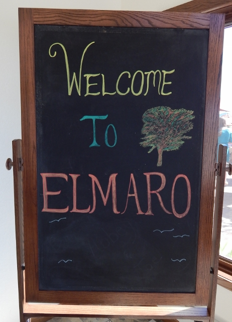 Wine Tasting at Elmaro Winery