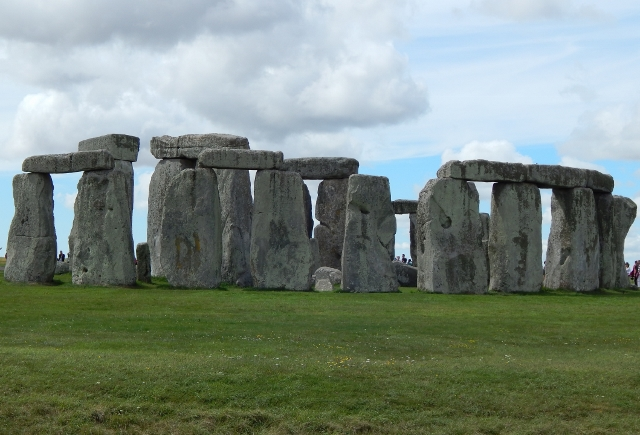I visited Stonehenge in August of 2013.