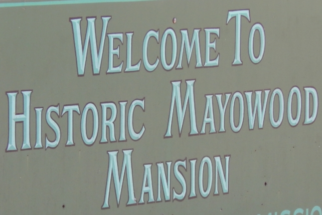 Welcome to Mayowood Mansion