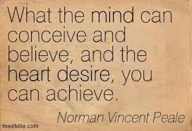 Norman Vincent Peale confidence haiku