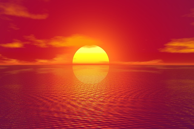 warmth of sun haiku